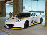 Lotus Evora Type 124 Endurance Racecar 2009 photos
