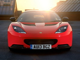 Pictures of Lotus Evora S Sports Racer 2013