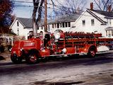 Photos of Mack AK Ladder Truck 1929