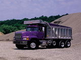 Pictures of Mack CH Dump Truck 1988–2000