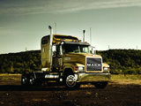 Wallpapers of Mack CH 1988–2000