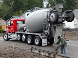 Mack Granite Mixer 2002 photos