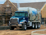 Pictures of Mack Granite 8x4 Mixer 2002