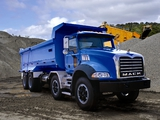 Mack Granite 8x4 Dump Truck 2002 wallpapers