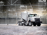 Mack Granite 8x4 Mixer 2002 wallpapers