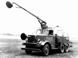 Images of Mack NM3 Class 150 6x6 7 ½-ton Crash Truck Prototype by Cardox 1941