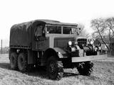 Photos of Mack NO-1 7 ½-ton 6x6 1940