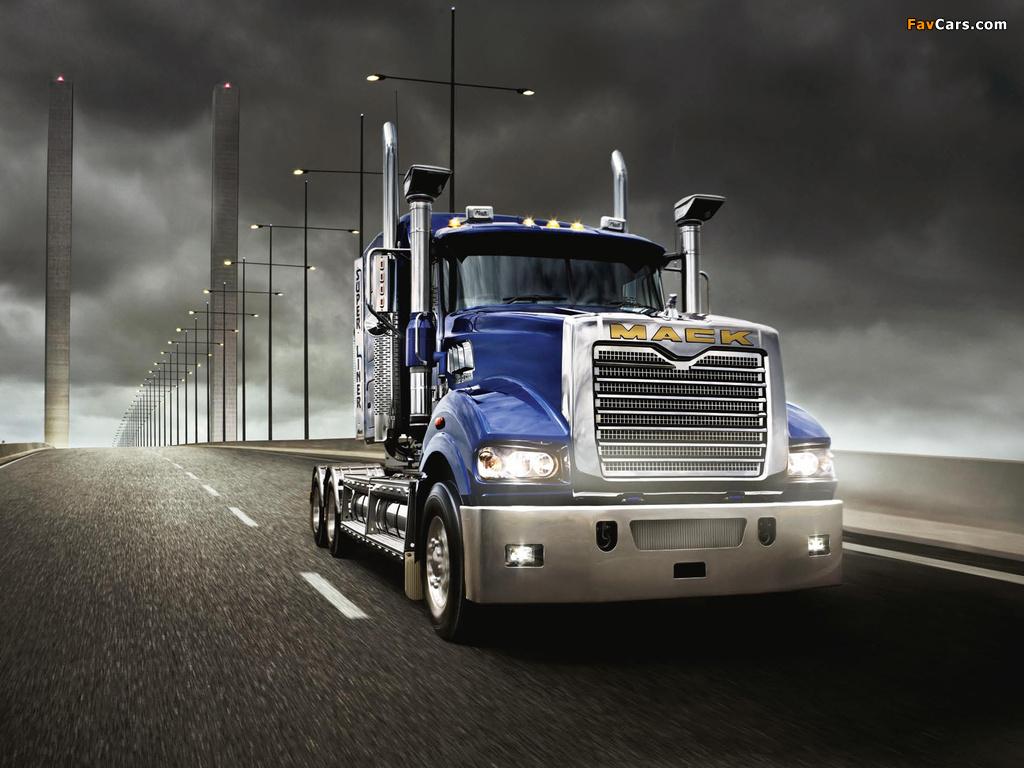 Mack Super-Liner 2007 images (1024 x 768)