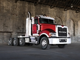Mack Titan 2007 wallpapers