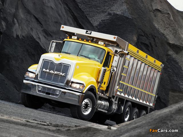 Mack Dump Trucks For Sale  IronPlanet