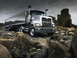 Mack Trident Axle Forward 2008 wallpapers