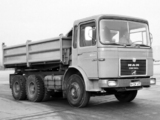 MAN F8 26.256 Tipper 1967–87 wallpapers