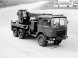 MAN F8 26.320 6x6 Army Crane UK-spec 1972–80 photos