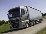 Photos of MAN TGX 18.480 2012