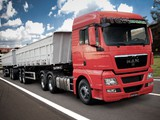 Photos of MAN TGX 33.440 2012