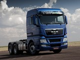 MAN TGX 29.440 2012 wallpapers