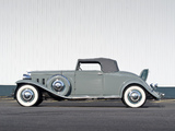 Marmon Sixteen Convertible Coupe 1931 photos