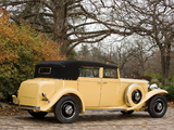 Marmon Sixteen Convertible Sedan 1933 images