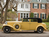 Marmon Sixteen Convertible Sedan 1933 photos
