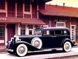 Photos of Marmon Sixteen Sedan 1932
