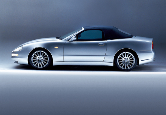 Download / Preview - Images of Maserati Spyder 2001–07