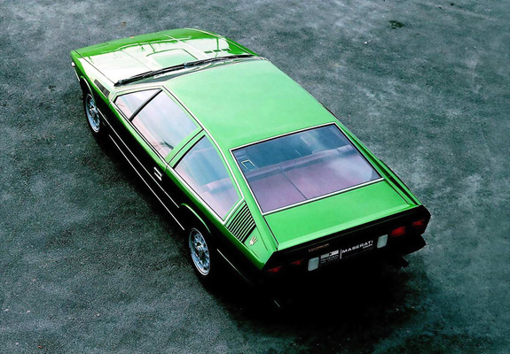 ... / Preview - ItalDesign Maserati 2+2 Coupe Prototype 1974 images