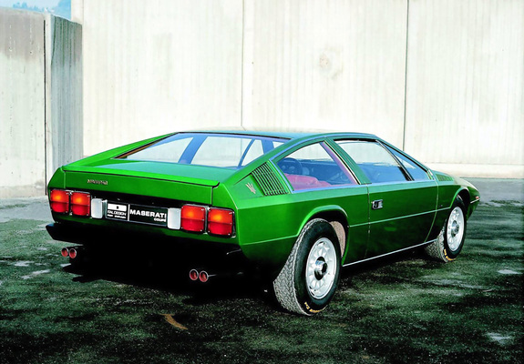... / Preview - ItalDesign Maserati 2+2 Coupe Prototype 1974 photos