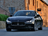 Images of Maserati Ghibli 2013