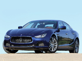 Pictures of Maserati Ghibli Q4 2013