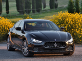 Maserati Ghibli 2013 wallpapers
