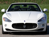 Photos of Novitec Tridente Maserati GranCabrio 2011