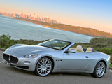 Photos of Maserati GranCabrio AU-spec 2010