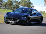 Maserati GranTurismo MC Stradale AU-spec 2010–13 photos