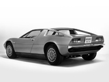 Maserati Merak (AM112) 1972–75 images
