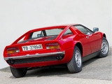 Maserati Merak (AM112) 1972–75 wallpapers