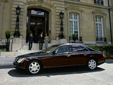 Images of Maybach 57 2002–10