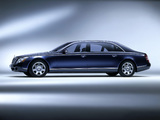 Maybach 62 2002–10 wallpapers