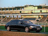 Maybach 62S 2007–10 pictures