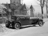 Maybach Zeppelin DS7 Cabriolet 1930–33 photos