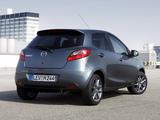 Mazda2 Edition 40 (DE2) 2012 photos