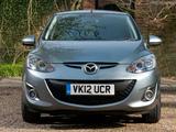 Pictures of Mazda2 Venture (DE2) 2012