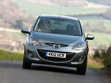 Mazda2 Venture (DE2) 2012 wallpapers
