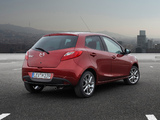 Mazda2 Spring Edition (DE2) 2013 wallpapers