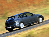 Mazda3 Sport Hatchback ZA-spec (BK2) 2006–09 wallpapers