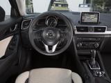 Pictures of Mazda3 Sedan (BM) 2013
