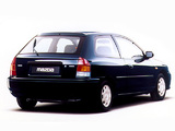 Pictures of Mazda 323 P (BA) 1998–2000