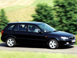 Pictures of Mazda 323 F (BJ) 2000–03