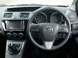 Images of Mazda5 Venture (CW) 2012–13