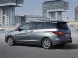 Photos of Mazda5 Edition 40 (CW) 2012