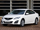 Images of Mazda6 Sedan ZA-spec (GH) 2010–12